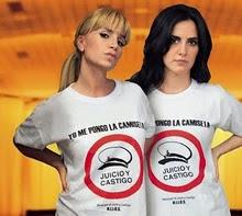 Se ponen la camiseta