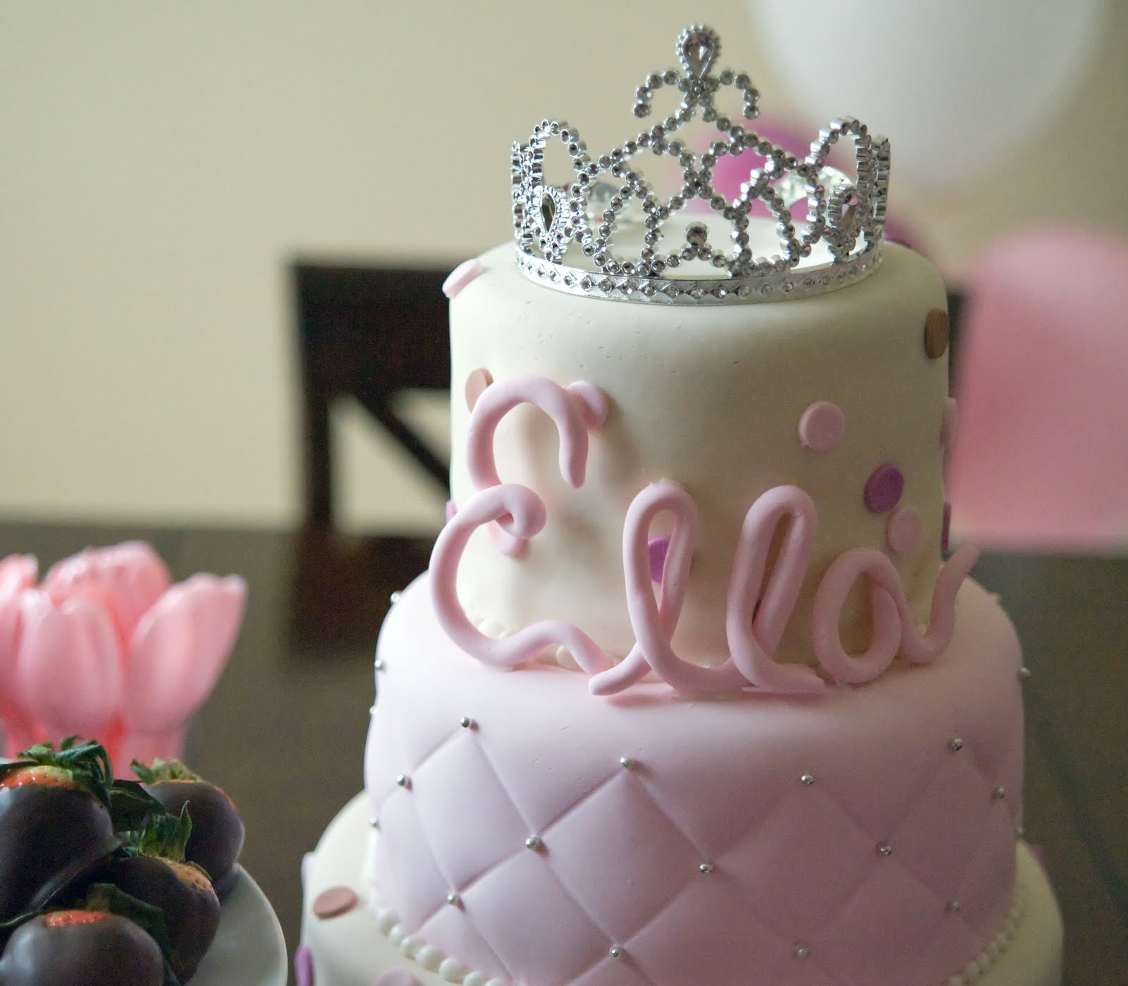 1st birthday cakes for girls princess
