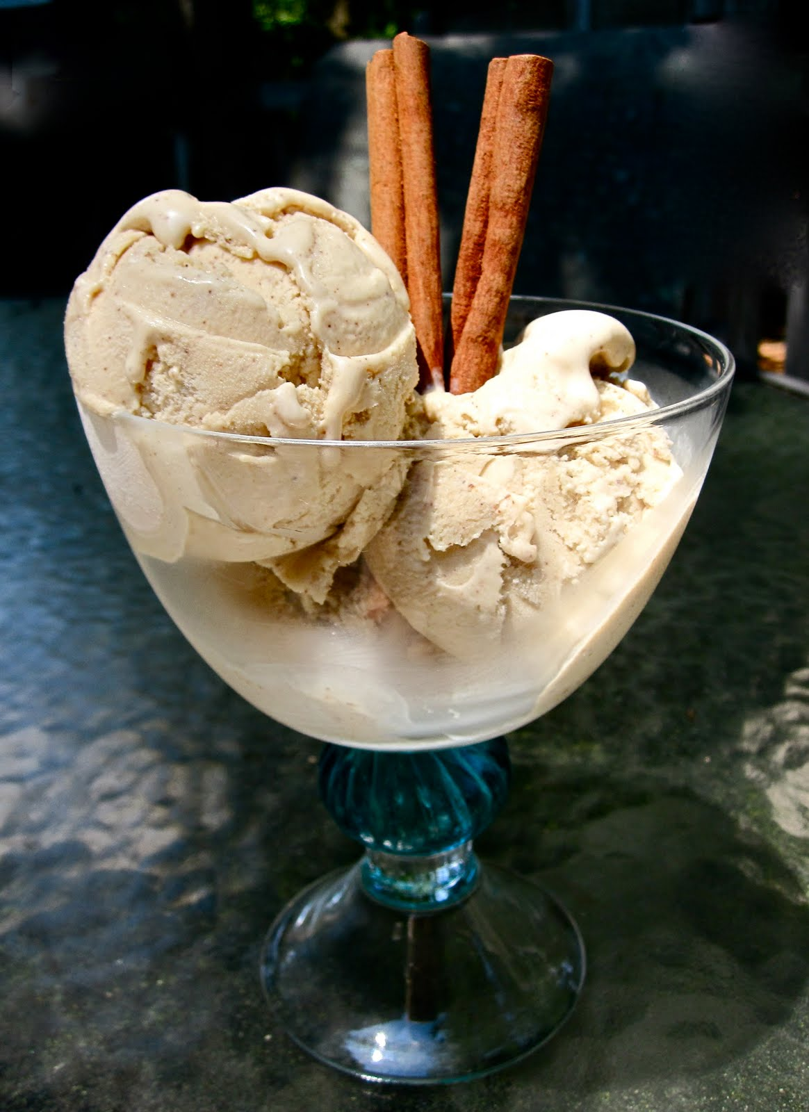 Chocolate Therapy: Cinnamon Ice Cream