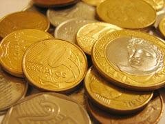 Faltam moedas para troco