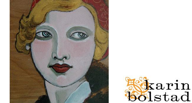 Karin Bolstad Original Artwork
