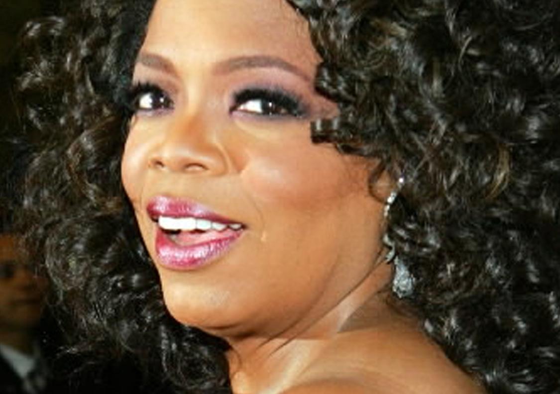 Oprah over seks en menopauze en overgang