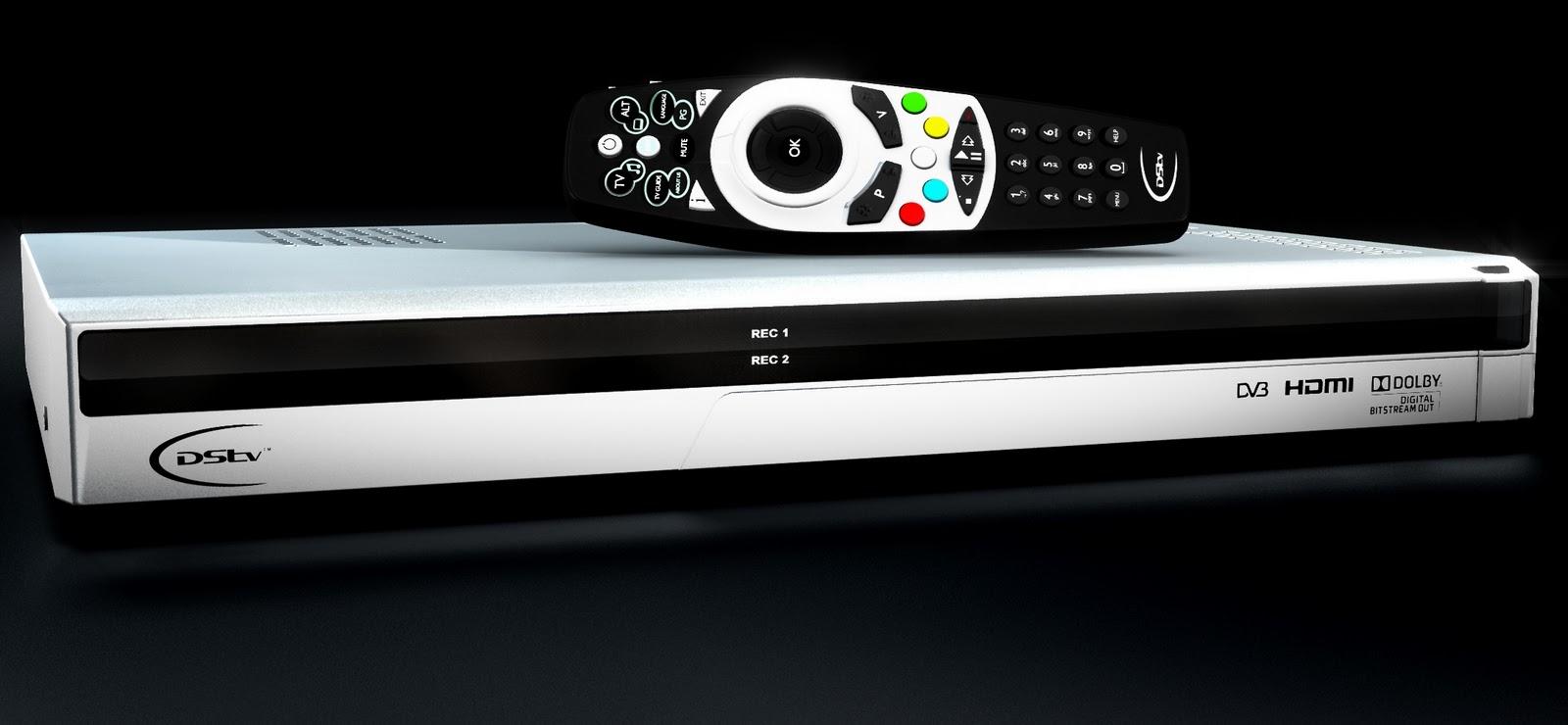 DSTV Decoders - DSTV Silver HD PVR Decoder