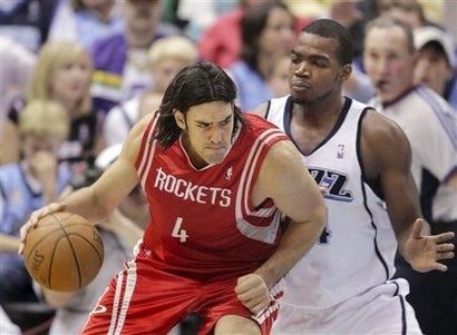 Jazz Wins Series Against Rockets!