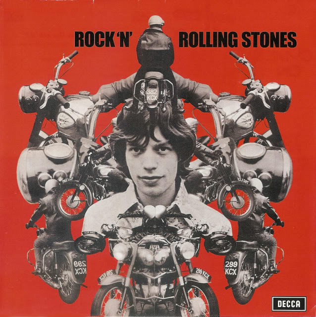 White Trash Soul The Rolling Stones Rock N Rolling