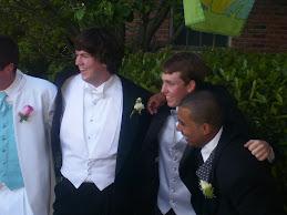 Justin's Senior Prom