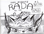 Rada the mini comic #1