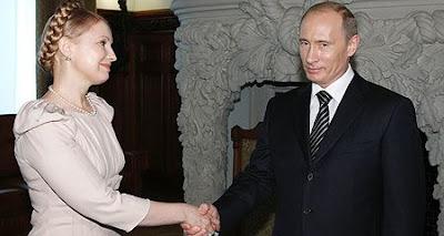 Τιμοσένκο - Πούτιν