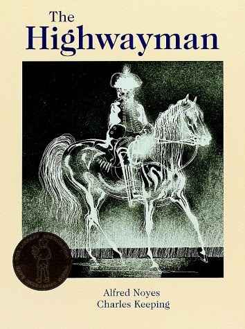 poem alfred noyes the highwayman The highwayman by by alfred noyes september 7, 2018 alfred noyes 0 the highwayman part one i the wind was a torrent of darkness among the gusty trees, the moon was a ghostly galleon tossed upon cloudy seas, the road was a.