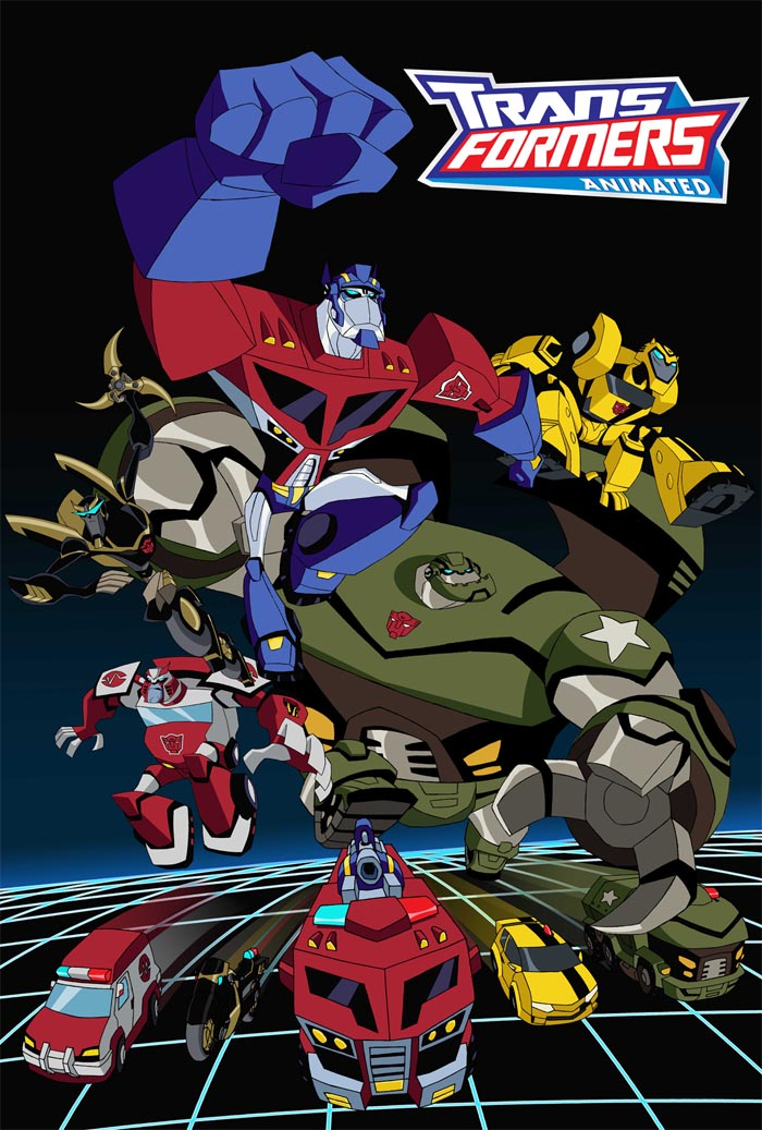Transformers animated en descarga directa