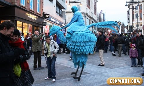 leeds new year eve blue bird