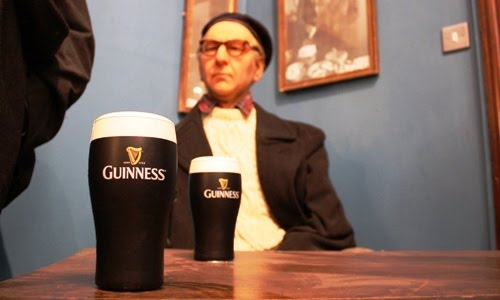 dublin national wax museum plus guinness