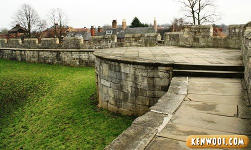 york city walls corner