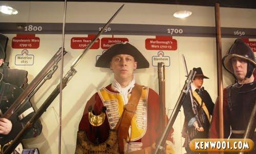 soldier 1700