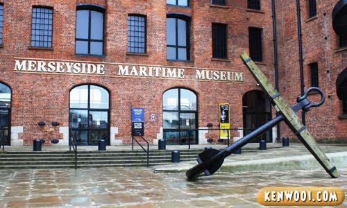 liverpool merseyside maritime museum