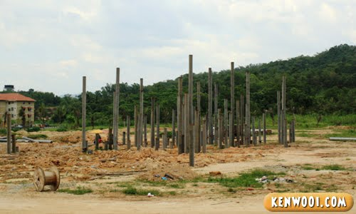 the haven ipoh progress