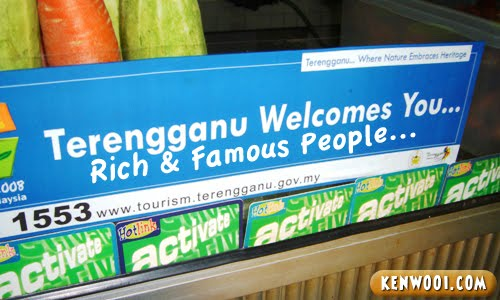 terengganu welcomes you