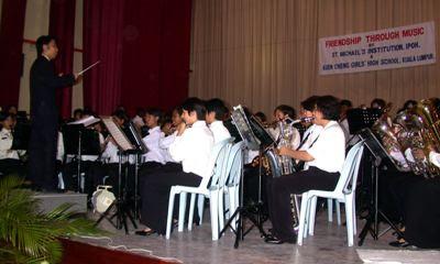 combined concert