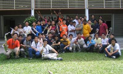 penang band camp