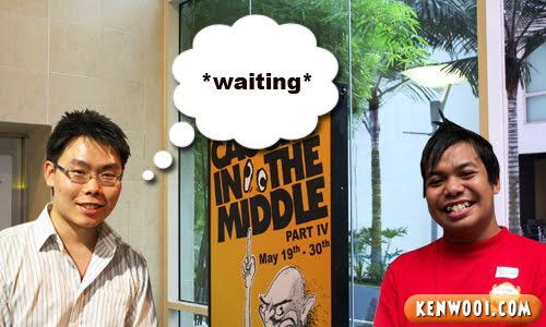 aidi 5 waiting