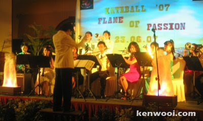 inti concert band intiball