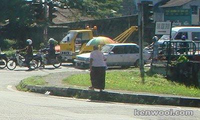 grandma under the sun