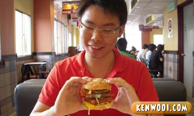 mcdonald mcawesome burger