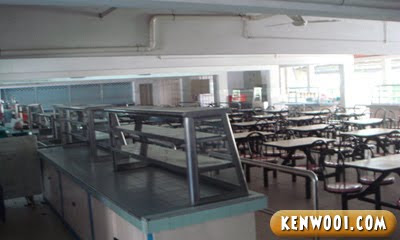 st michael institution food court