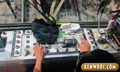penang hill tram driver