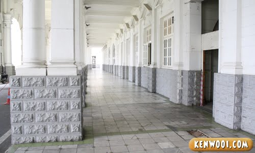 ipoh railway station architecture