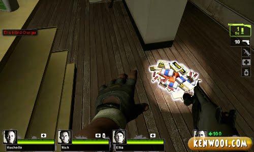 left 4 dead ammo
