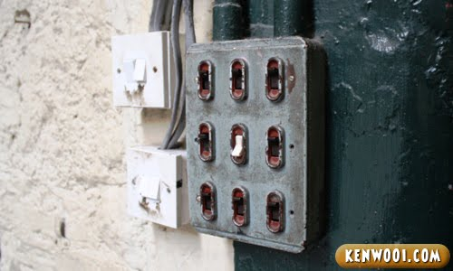 dublin kilmainham gaol switches