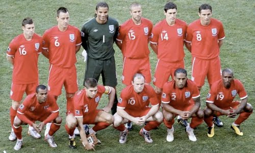 england world cup 2010 team photo
