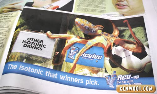 revive advertisement paul