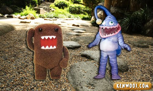 domo kun monster
