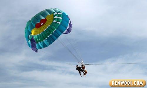 langkawi parasailing