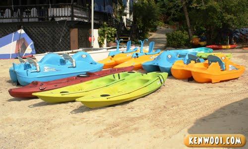 berjaya langkawi water activity