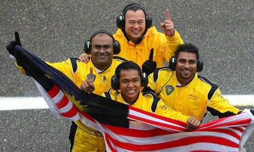 1malaysia support