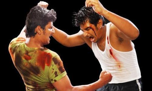 tamil movie fight
