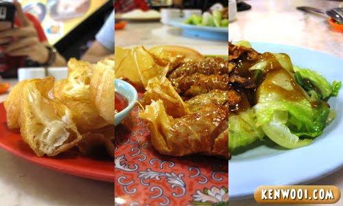 klang fong keow food