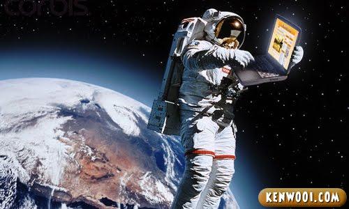 space blogging