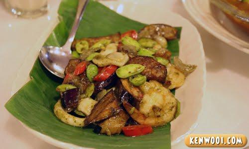 vietnamese mix seafood