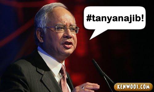 najib speech tanyanajib