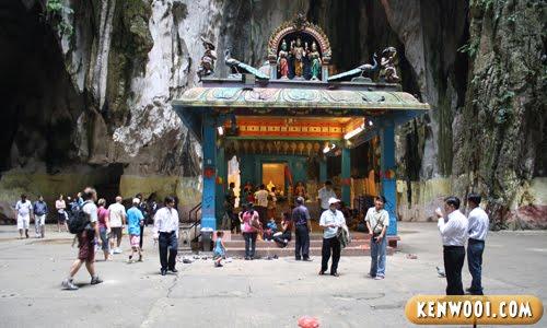 batu caves shrine