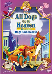 All Dogs Go To Heaven - The Series - Dogs Undercover