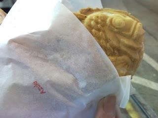 The Taiyaki Crispy Hot Sandwich