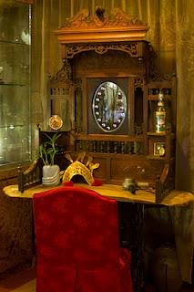 古早的化粧台, 扮靚確是女人的千年文化呢