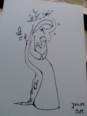 Descri    O  Tela De Nossa Senhora   Menino Nos Bra  Os  Desenho Em