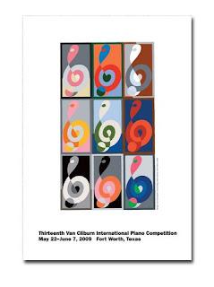 VanCliburn 2009 Poster
