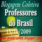 BLOGAGEM COLETIVA -  PROFESSORES DO BRASIL